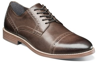 Nunn Bush Middleton Cap Toe Oxford