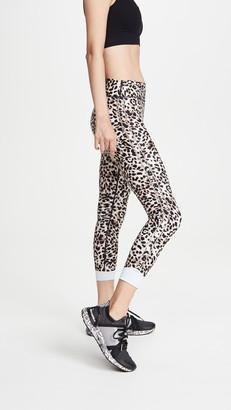 The Upside Water Leopard Midi Pants