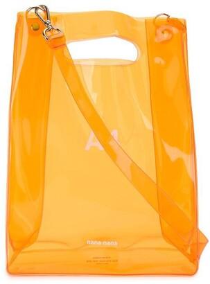Nana-Nana A4 shoulder bag