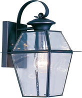 Livex Westover 1- Light Glass Sconce