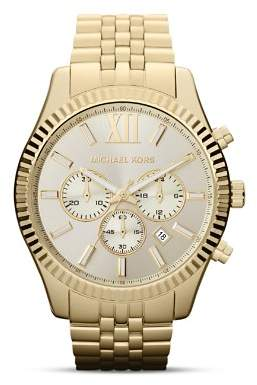 Michael Kors Lexington Watch, 45mm