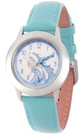 EWatchFactory Disney Frozen 2 Elsa Girls' Stainless Steel Watch 32mm