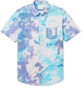 Steven Alan - Tie-dyed Cotton Shirt