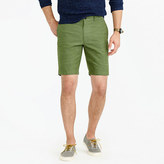 "J.Crew 9"" Short In Rustic Chambray"