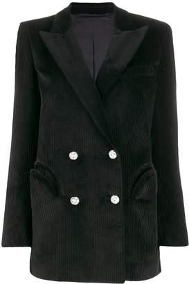 BLAZÉ MILANO double breasted corduroy blazer