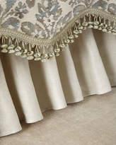 Sweet Dreams Delany Linen Adjustable King/Queen Dust Skirt