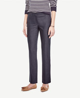 Ann Taylor The Petite Ankle Pant in Refined Denim - Kate Fit