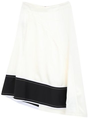 Derek Lam 3/4 length skirt
