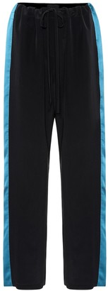 Haider Ackermann Silk pants