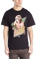 WWE Men's 90's Ultimate Warrior T-Shirt, Black