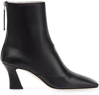 Fendi FFreedom squared-toe ankle boots