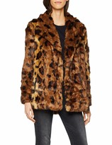 ONLY Damen Onlmiley Faux Fur Waistcoat OTW Outdoor Weste