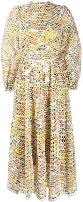 Zimmermann Cutout Maxi Dress