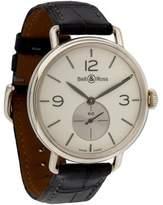 Bell & Ross WW1 Argentium Opalin Watch