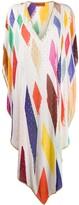Missoni Mare colour-block maxi beach dress