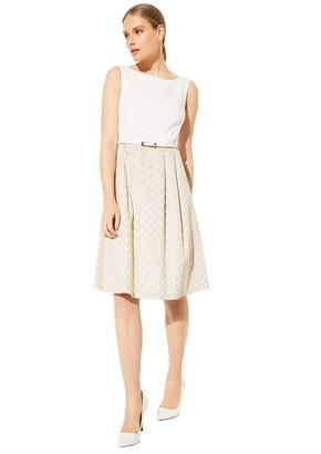 Comma Dress 8e.095.82.5636 Women's