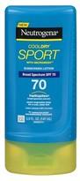 Neutrogena CoolDry Sport Sunscreen Lotion Broad Spectrum - SPF 70 - 5 Oz