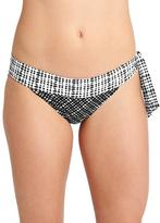 Athleta Vichy Side Tie Bottom