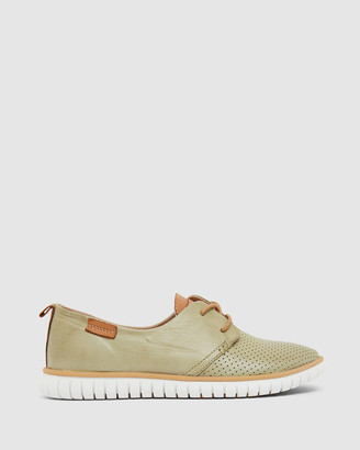 Easy Steps - Women's Green Lifestyle Sneakers - Jigsaw - Size One Size, 37 at The Iconic