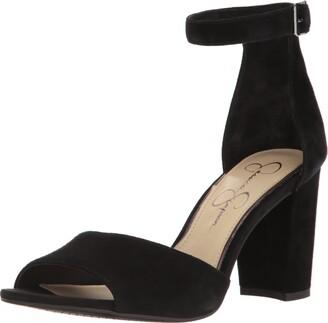 Jessica Simpson Women's Sherron Heeled Sandal