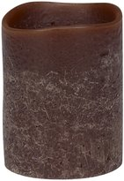 """Energizer Driftwood Scented Frosted Votive 2 x 2.5"""", Brown"""