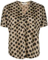 Etoile Isabel Marant Jarvis blouse - women - Cotton - 34
