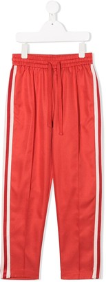 John Richmond Junior Stripe Detail Track Trousers
