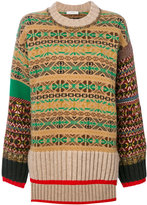 Pringle Fairisle knit jumper