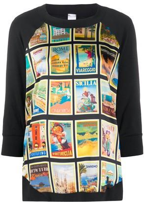 Dolce Vita long sleeve sweater
