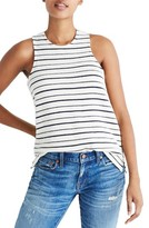 Madewell Women's Camille Stripe Tank