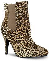Olivia Miller Shania Women's High Heel Chelsea Boots
