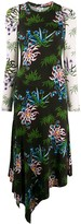 Kenzo Sea Lily' long dress