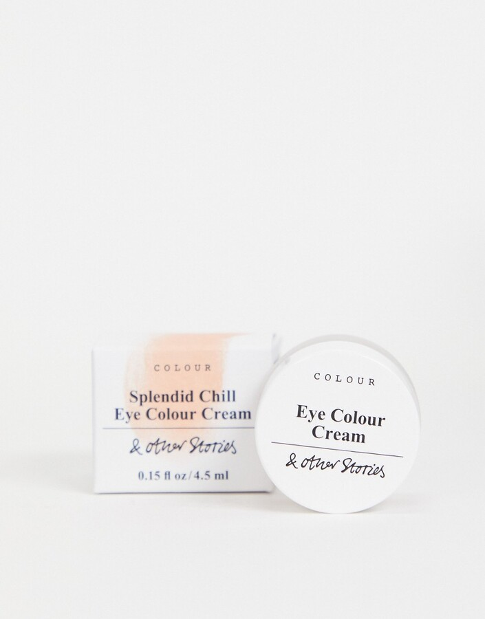 Thumbnail for your product : And other stories & eye colour cream in opal