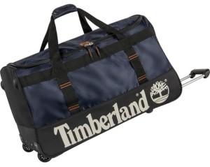 "Timberland Jay Peak Trail 30"" Wheeled Duffle"