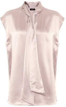 Joseph Nancy silk blouse