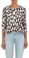 Proenza Schouler Women's Ikat-Inspired Cotton Jersey T-Shirt