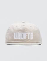 Undefeated UNDFTD Applique Strapback Cap