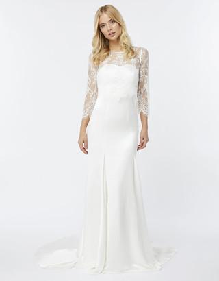 Under Armour Cynthia Bridal Maxi Dress Ivory