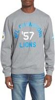 Mitchell & Ness Men's Nfl Championship - Detroit Lions Sweatshirt