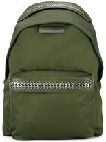 Stella McCartney Falabella GO backpack - women - Polyamide - One Size