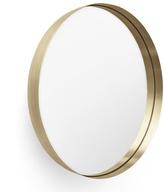 """Menu Aluminum or Brass Mirror """"Darkly"""""""