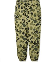 10.Deep Olive Pacific Siler Pants