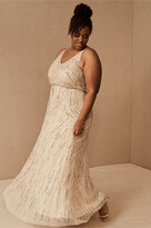 Thumbnail for your product : BHLDN Fidelia Beaded Maxi Dress