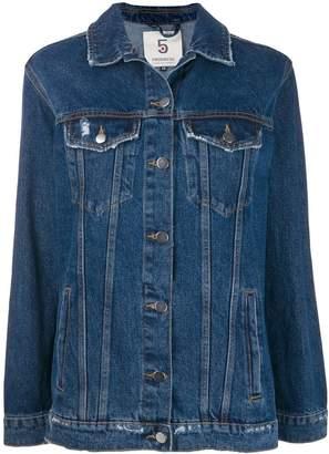 5 PROGRESS denim jacket