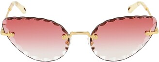 Chloé Eyewear Chloe Eyewear Cat Eye Sunglasses