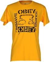 Obey T-shirts - Item 37927470
