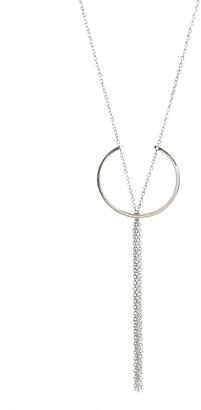 Soko Hewa Chain Tassel Pendant Necklace