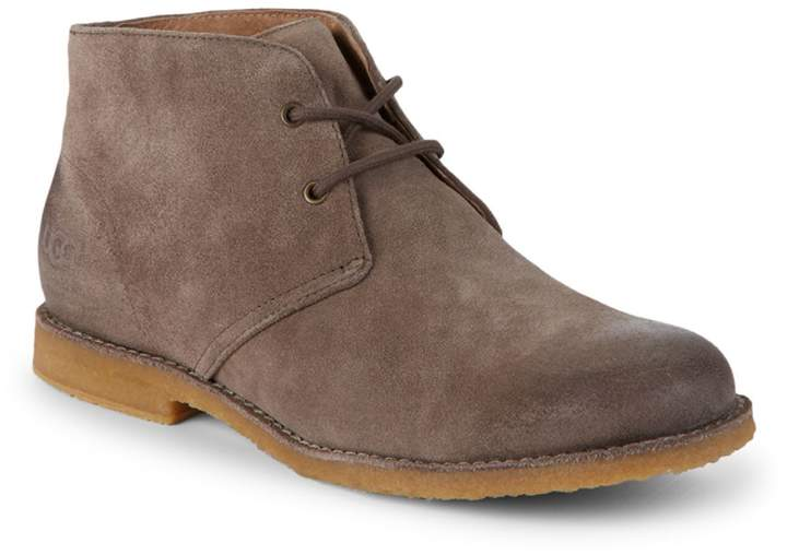 d18ffe3b268 Leighton Leather Chukka Boots