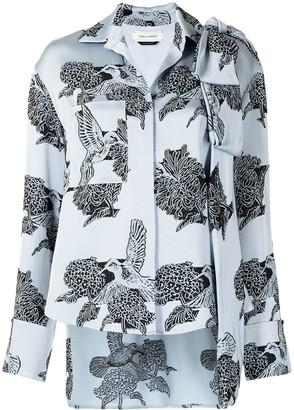 Hellessy Legacy hummingbird-motif shirt