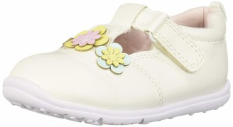 Carter's Every Step Girls Bella Baby Walking T-Strap Sneaker